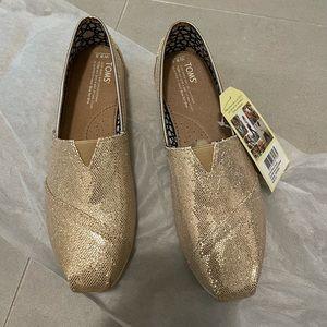 Toms Classic Metallic Shoes